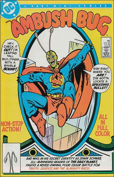 Ambush Bug 1-A by DC