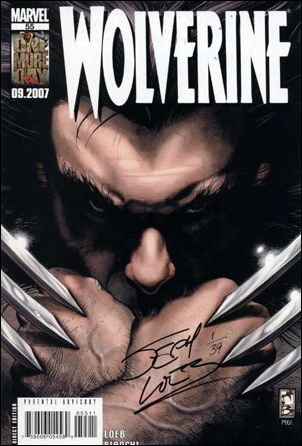 Wolverine (2003)  55-D by Marvel