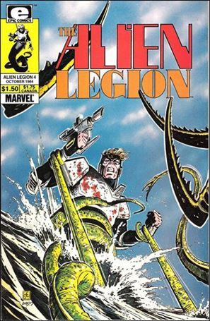 Alien Legion (1984) 4-A