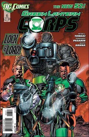 Green Lantern Corps (2011) 6-A