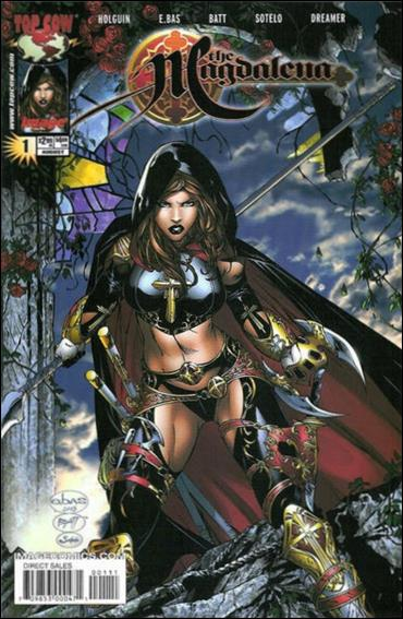 Magdalena (2003) 1-A by Top Cow