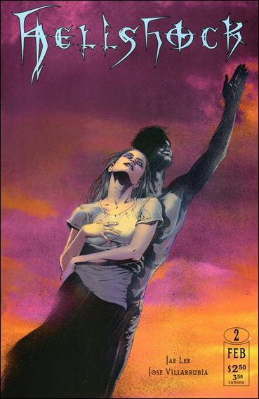 Hellshock (1997) 2-A by Image