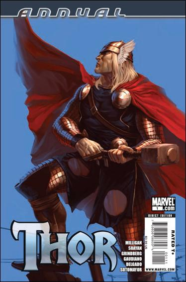Thor Annual  '1'-A by Marvel