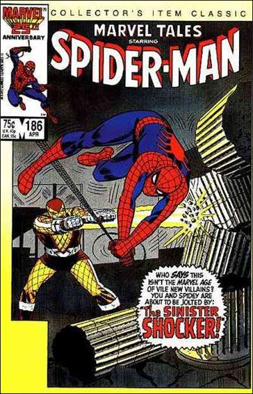Marvel Tales (1966) 186-A by Marvel