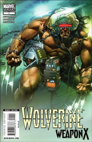 Wolverine: Weapon X 1-B