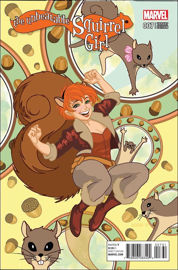 Unbeatable Squirrel Girl (2015/12) 7-B