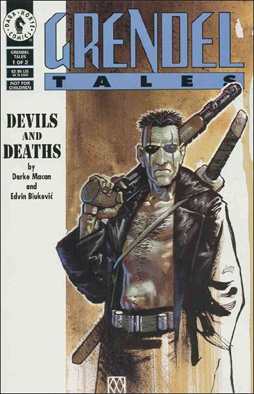 Grendel Tales: Devils and Deaths 1-A by Dark Horse
