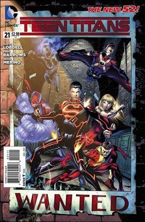 Teen Titans (2011) 21-A