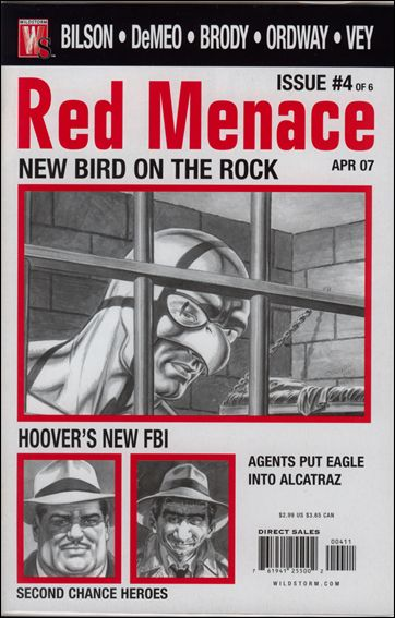 Red Menace 4-A by WildStorm