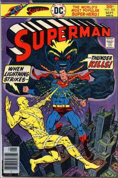Superman (1939) 303-A by DC