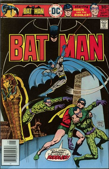 Batman (1940) 279-A by DC