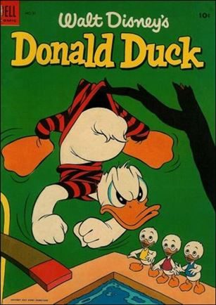 Walt Disney's Donald Duck (1952) 31-A