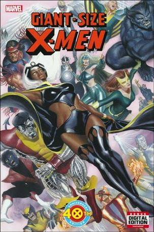 Giant Size X-Men 40th Anniversary 1-A