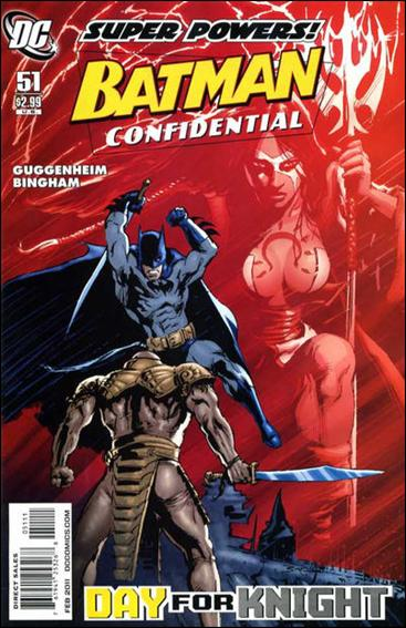 Batman Confidential 51-A by DC