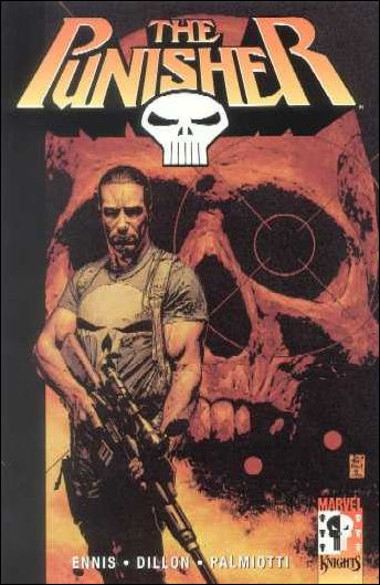 Punisher: Welcome Back Frank 1-B by Marvel