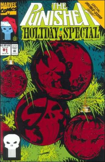 Punisher Holiday Special 1-A by Marvel