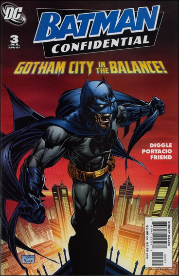 Batman Confidential 3-A by DC