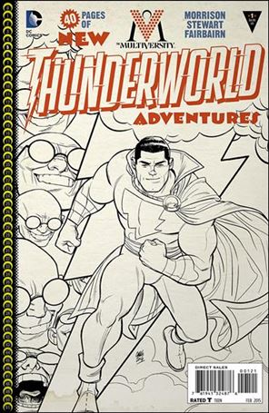 Multiversity: Thunderworld 1-B