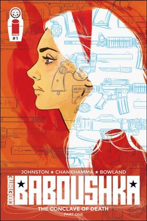 Codename Baboushka: The Conclave of Death 1-B