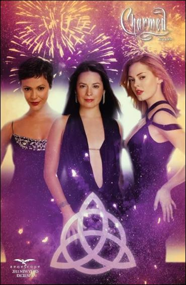 Charmed 5-C by Zenescope Entertainment
