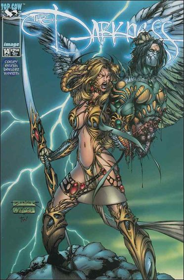 Darkness (1996) 14-A by Top Cow