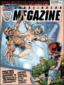 Judge Dredd Megazine (2003) 213-A by Rebellion
