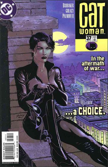 Catwoman (2002) 37-A by DC