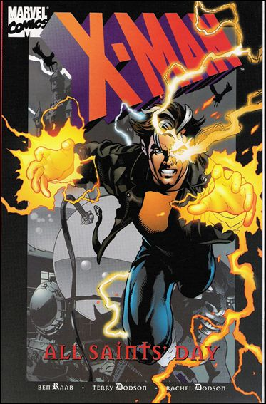 X-Man: All Saints' Day nn-A by Marvel