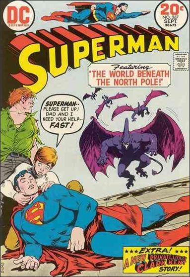 Superman (1939) 267-A by DC