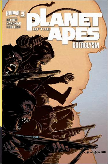 Planet of the Apes: Cataclysm 5-B by Boom! Studios