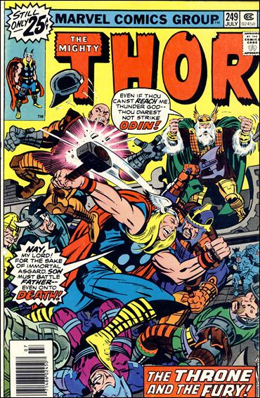 Thor (1966) 249-A by Marvel