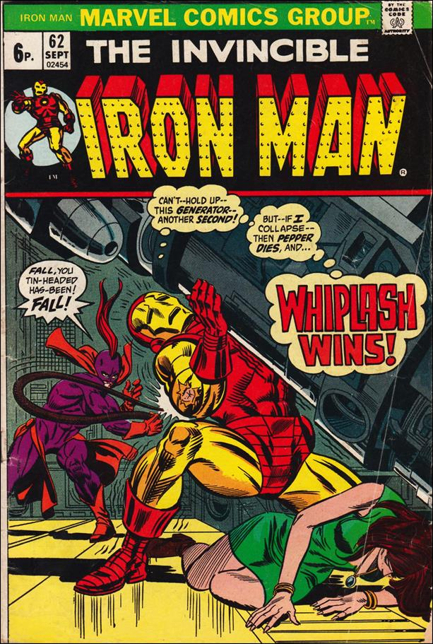Iron Man (1968) 62-B by Marvel