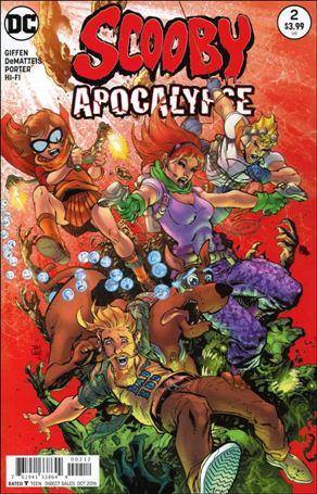 Scooby Apocalypse 2-C