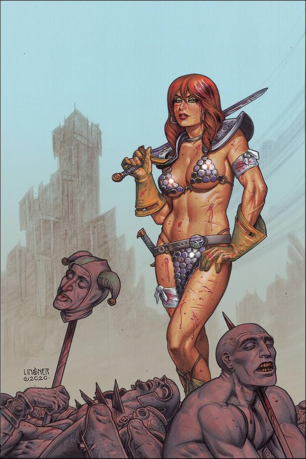 Red Sonja (2019) 23-S by Dynamite Entertainment