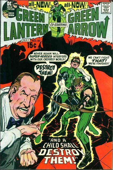 Green Lantern (1960) 83-A by DC