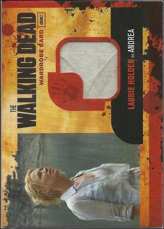 Walking Dead (Wardrobe Subset) M8-A by Cryptozoic Entertainment