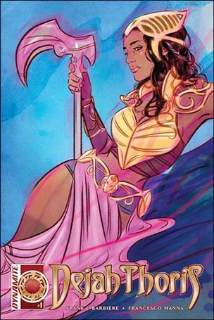 Dejah Thoris 1-C