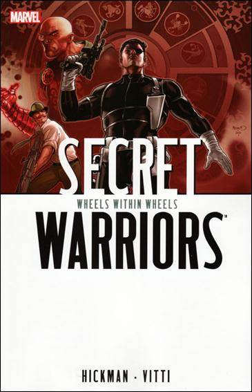 Secret Warriors 6-A by Marvel