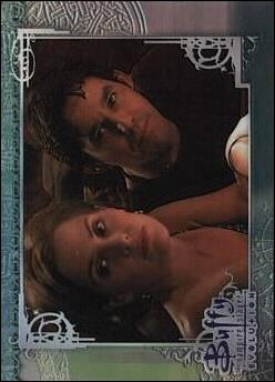 Buffy the Vampire Slayer: Evolution (Base Set) 32-A by Inkworks