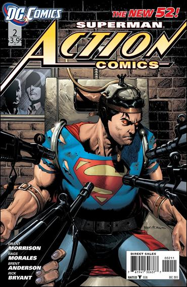 Action Comics (2011) 2-A by DC