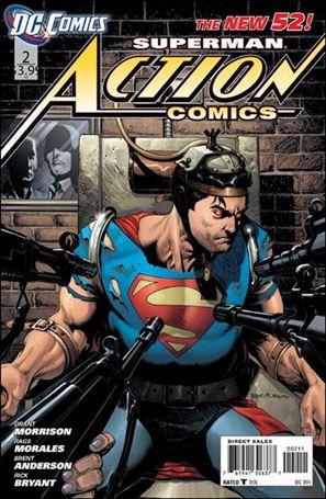 Action Comics (2011) 2-A
