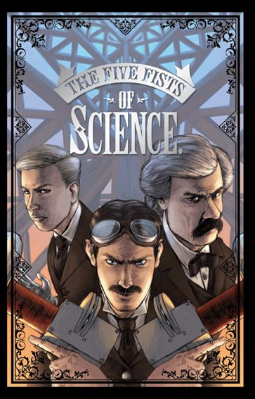 Five Fists of Science nn-A by Image