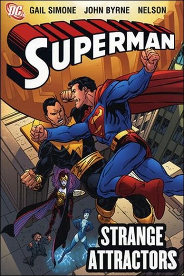 Superman: Strange Attractors 1-A by DC