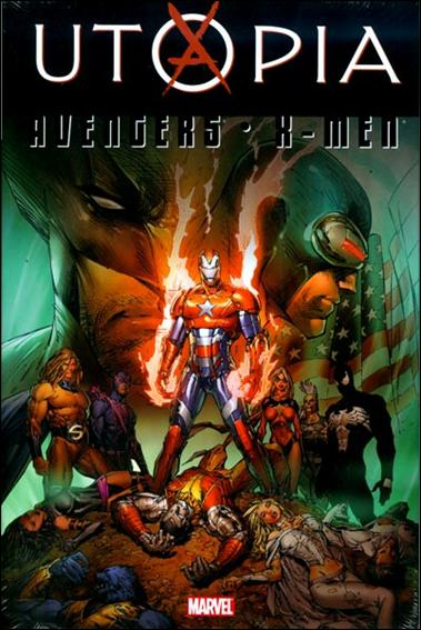 Dark Avengers/Uncanny X-Men: Utopia  1-A by Marvel