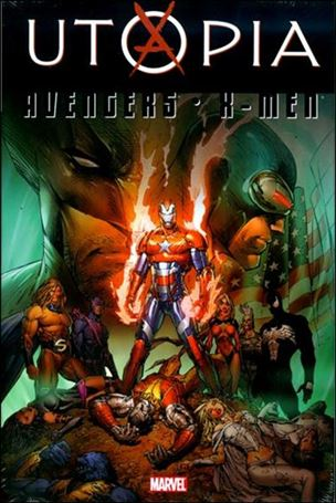 Dark Avengers/Uncanny X-Men: Utopia  1-A