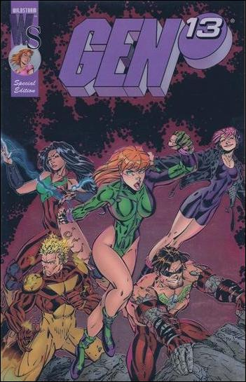 Gen13 (1994) 1-M by Image