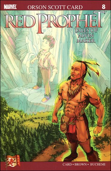 Red Prophet: The Tales of Alvin Maker (2006/03) 8-A by Dabel Brothers (DB) Productions