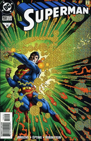 Superman (1987) 150-A by DC