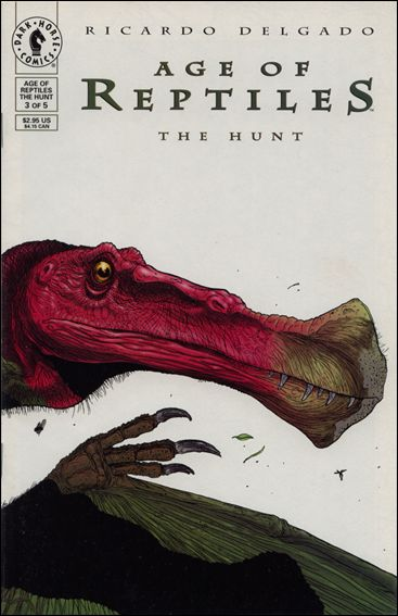Age of Reptiles: The Hunt 3-A by Dark Horse