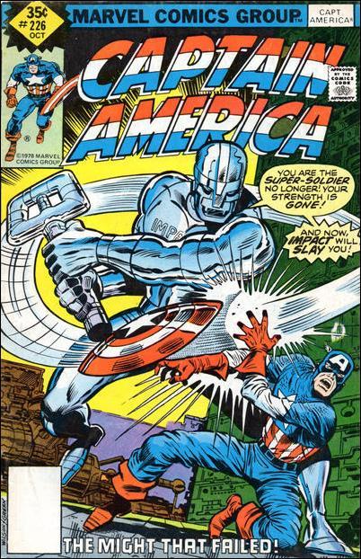 Captain America (1968) 226-C by Marvel